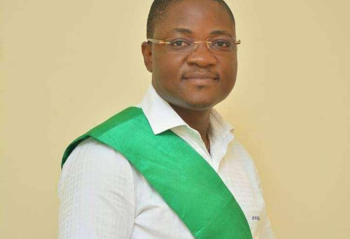 Décentralisation : Roland da Hefa, le plus jeune maire du Bénin