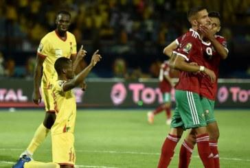 Séisme au Caire : la sensation Bénin sort les Lions de l'Atlas !