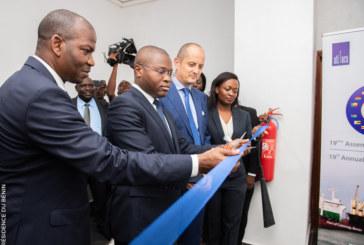 Le Ministre de l'Economie et des Finances, Romuald WADAGNI, inaugure le siège régional de l'Agence pour l'Assurance du Commerce (ACA) en Afrique