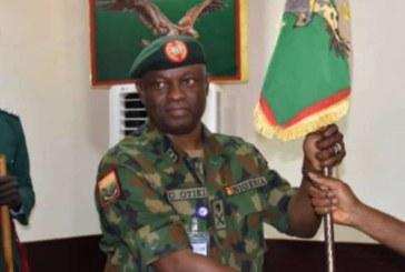 Corruption : détournement d'un million de dollars, le général Hakeem Otiki arrêté