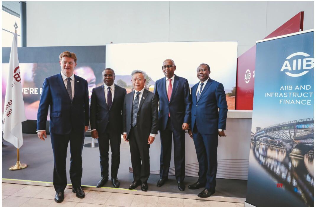 Bénin / Économie : Pour plus d'investissements dans les infrastructures, le Bénin adhère à la BAII