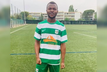 Football : Joël Delidji s'est engagé en faveur du club val-d'oisien promu en National 3