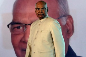 Le président indien en visite inédite en Afrique de l'Ouest