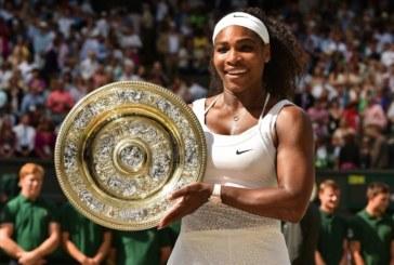 Serena Williams demeure la sportive la mieux payée au monde