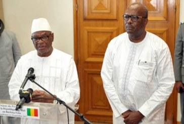 Le Mali veut coopérer avec le Burkina pour «venir à bout des terroristes»