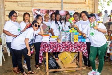 Bénin / Société : l'Association les «Femmes Éméraudes» soulage les enfants nécessiteux d'Adjarra