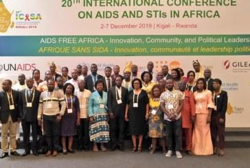 Participation à ICASA 2019 : Le Bénin affine sa stratégie pour l'élimination du VIH-SIDA avant l'horizon 2030