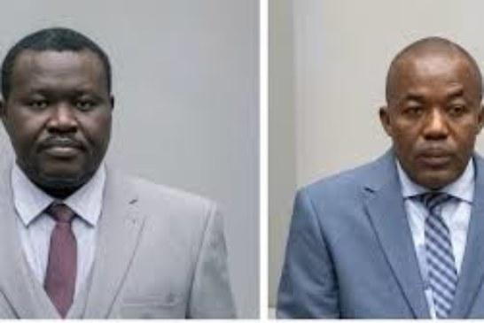 La CPI engage le procès de deux ex-chefs de milice centrafricains