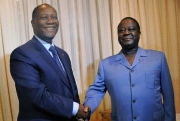 Côte d'Ivoire : Une rencontre Bédié-Ouattara pour désamorcer la crise